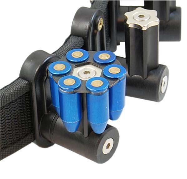 DAA Double Alpha Magnetic Mun-Clip Halter