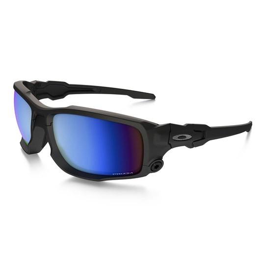 Oakley SI BALLISTIC SHOCKTUBE SATIN BLACK W/ PRIZM DEEP POLAR Schutz- & Schießbrille