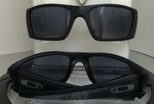 Oakley FUEL CELL KSK MATTE BLACK / GREY LIMITED EDITION Sonnenbrille