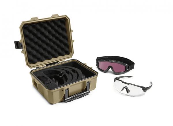 Oakley SI BALLISTIC M-FRAME ALPHA OPERATOR KIT- STRONG BOX Schutz- & Schießbrille