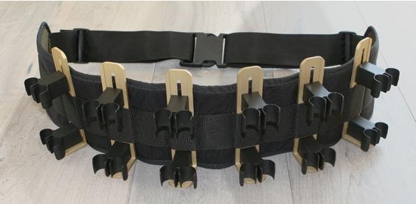 S-TAC MATRIX-2 shotshell belt [4x4]