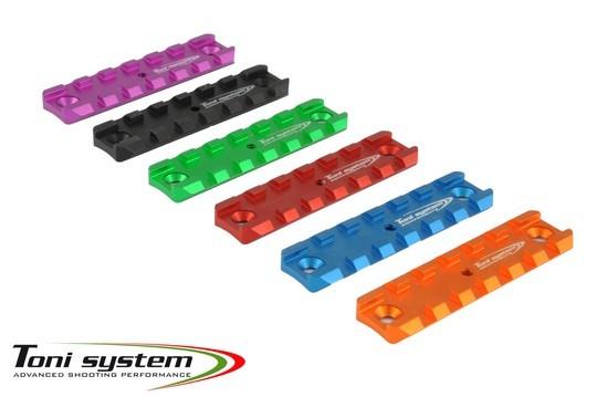 TONI System Ultra kurze Picatinny Schienen - AR15