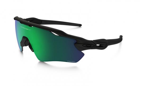 Oakley RADAR EV PATH MATTE BLACK/ PRIZM MARITIME POLARIZED Sonnenbrille