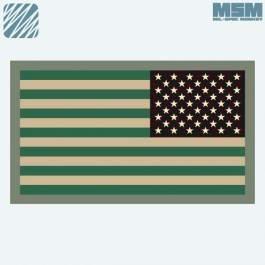 MILSPECMONKEY US Flag Reversed