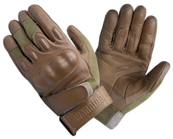 Warrior Handschuhe Firestone Hard Knuckle Coyote