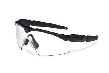 Oakley SI BALLISTIC M FRAME IP STRIKE BLACK / CLEAR & GREY PHOTOCHROMIC Schutz- & Schießbrille