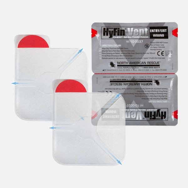 HyFin® Vent Thorax-Pflaster