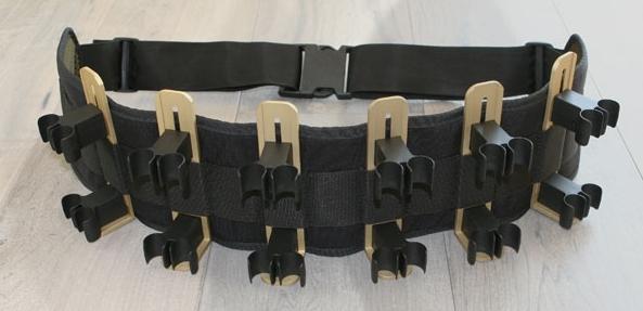S-TAC MATRIX-2 shotshell belt [4x2]