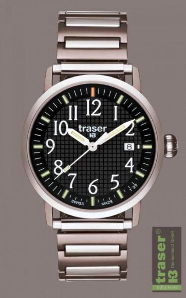 Traser H3 Classic Basic Black