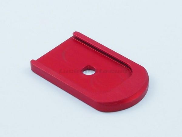 CZ Magazinboden CZ75 FLACH 3.6mm ALU (Small-Frame)