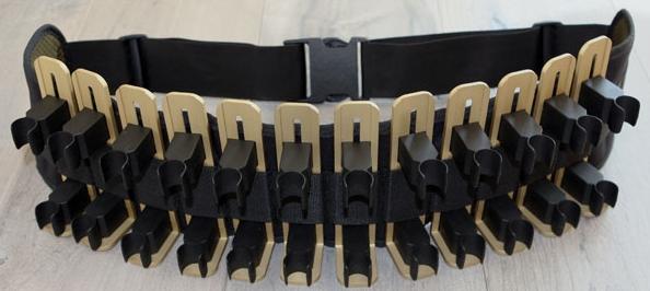 S-TAC MATRIX-2 shotshell belt [2x4]