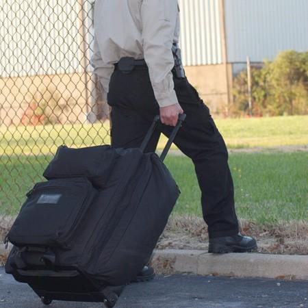 BLACKHAWK! Enhanced Divers Travel Bag with Wheels
