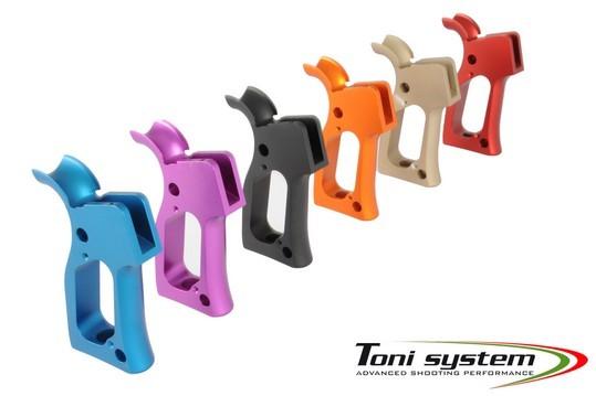 TONI System AR15 Griffstücke