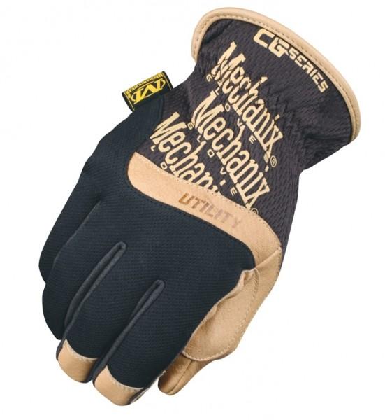 Mechanix CG Utility Handschuh Schwarz/Khaki
