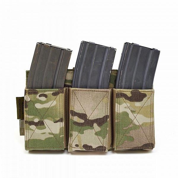 Warrior Single / Double / Triple Elastic Magazintasche