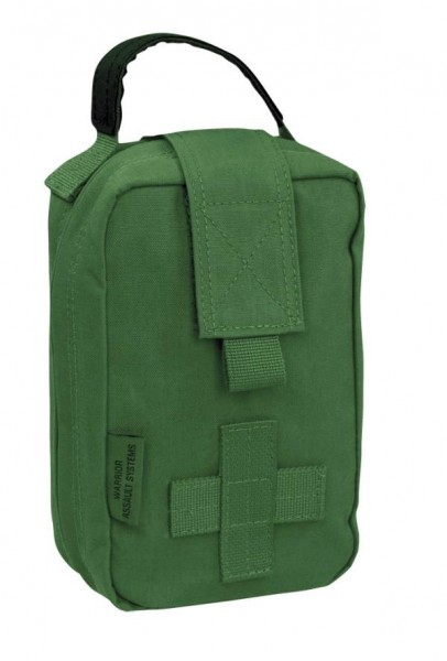 Warrior Personal Rip Off Pouch Oliv