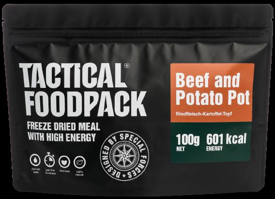 Rindfleisch-Kartoffeltopf