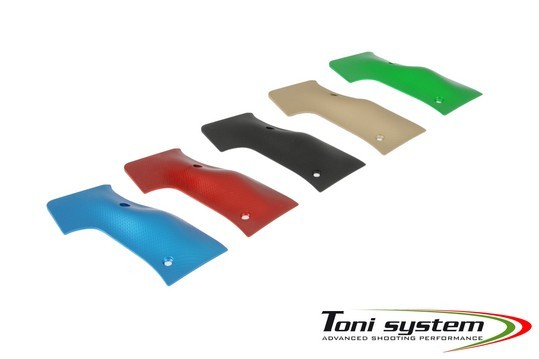 TONI System X3D Griffschale - AR15