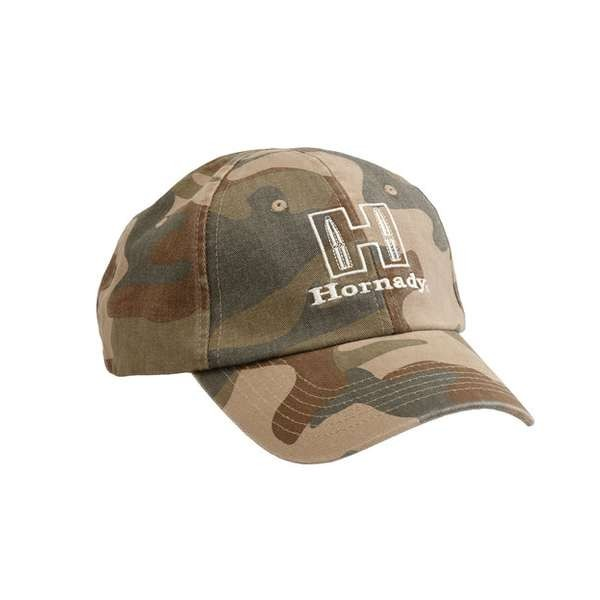 Hornady Vintage Camouflage CAP