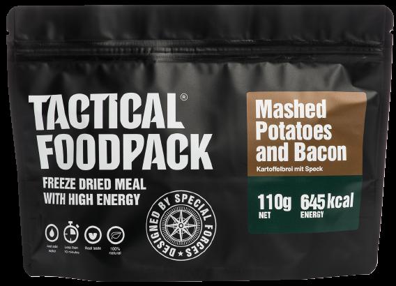Kartoffelbrei mit Schinken