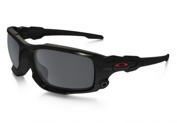 Oakley SI BALLISTIC SHOCKTUBE MATTE BLACK / BLACK IRIDIUM Schutz- & Schießbrille