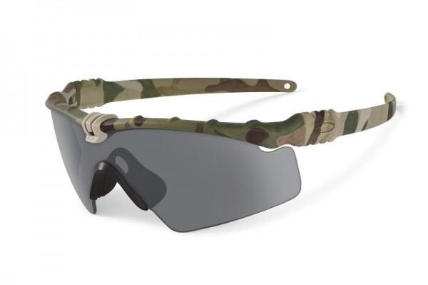 Oakley SI BALLISTIC M FRAME 3.0 MULTICAM / GREY Schutz- & Schießbrille