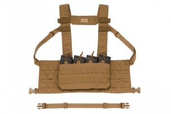 VTAC Assault Molle Chest Rig