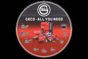 GECO Geschoss-Display