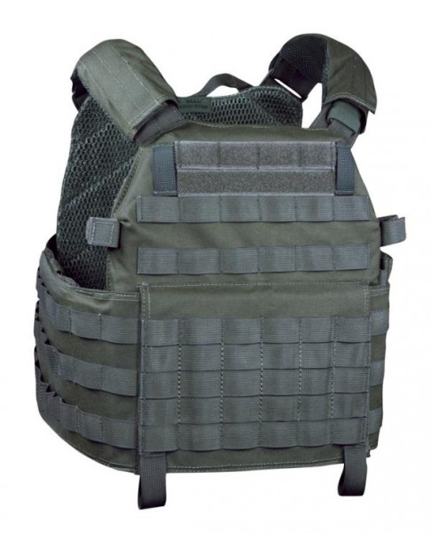 Warrior Plattenträger DCS Plate Carrier Ranger Green