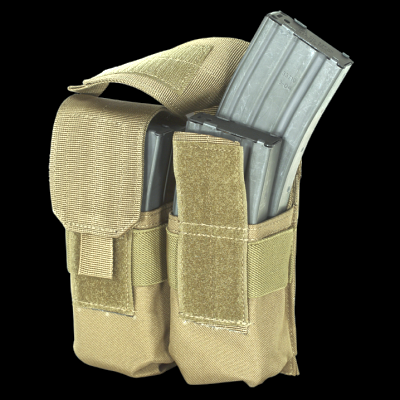 Voodoo Tactical M-4/M16 Double Mag Pouch