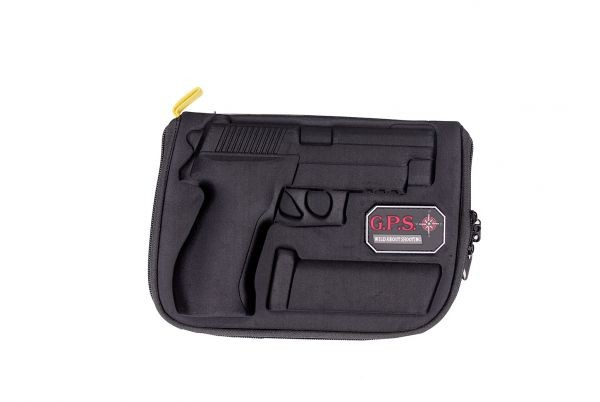 G.P.S. geformte Pistolentasche für SIG SAUER