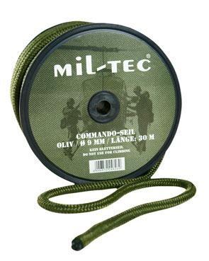 Commando-Seil 7mm / 50m Rolle