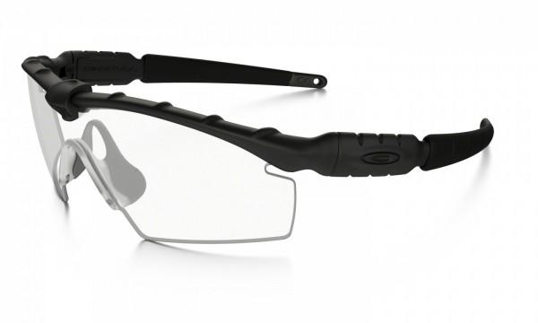 Oakley SI BALLISTIC M-FRAME 2.0 STRIKE BLACK / CLEAR LENS Schutz- & Schießbrille