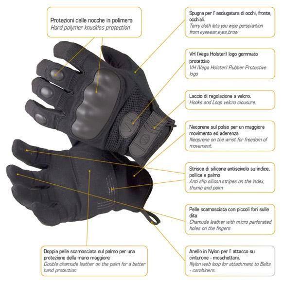 Vega Handschuhe OG21 Mission