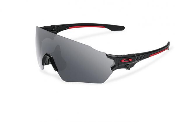 Oakley SI TOMBSTONE MATTE BLACK, SPOIL BLACK IRIDIUM Schutz- & Schießbrille
