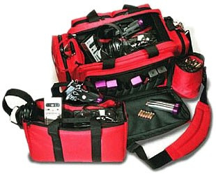 DAA Double Alpha CED XL-Professional Range Bag