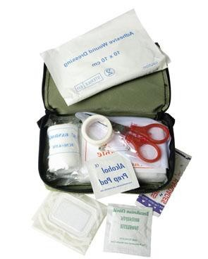 Erste Hilfe Set / First Aid Kit Small