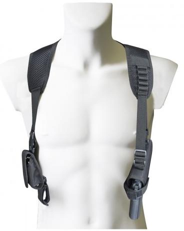 COPTEX Schulterholster mit Magazintasche