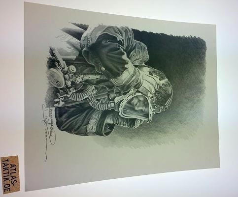 Dick Kramer Lithographie