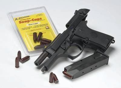 A-Zoom Pufferpatronen für Pistolen