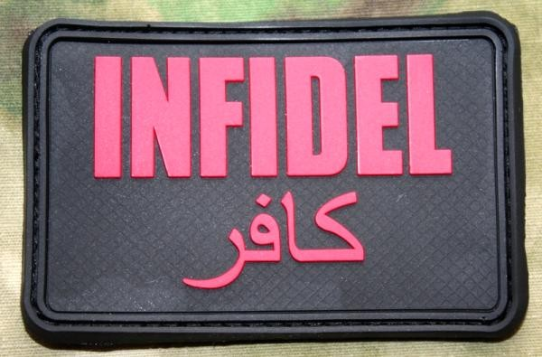 Infidel Patch groß