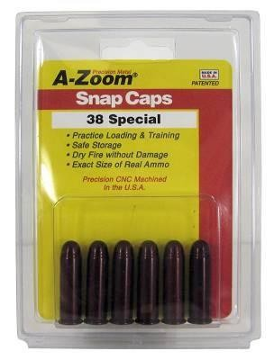 A-Zoom Pufferpatronen für Revolver