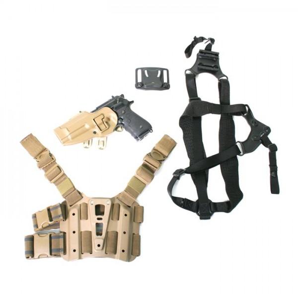 BLACKHAWK! SERPA® S.T.R.I.K.E.® Combo Kit (Beretta ONLY)
