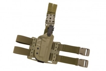 Blade-Tech Oberschenkelplattform