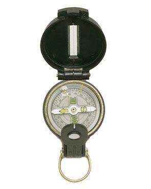 US Kompass Kunstoff- Gehäuse