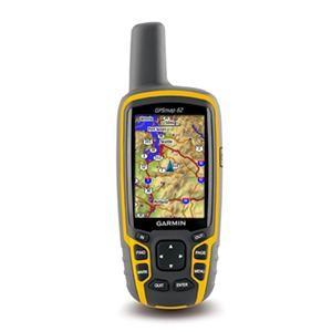 Garmin GPSMAP® 62 GPS-Handheld-Gerät
