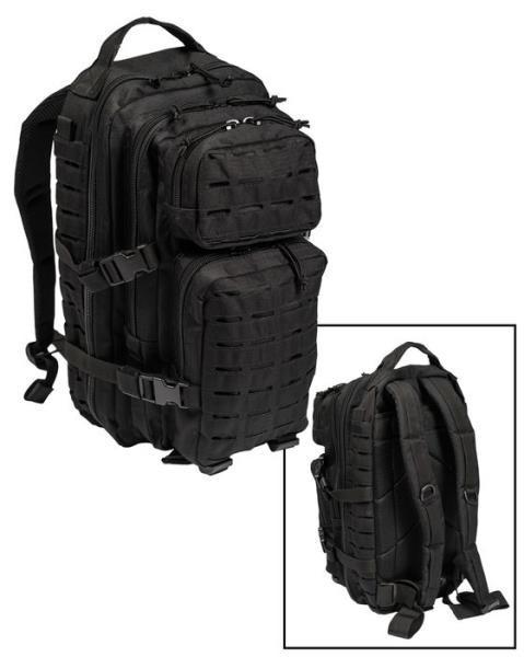 US ASSAULT PACK SM LASER CUT