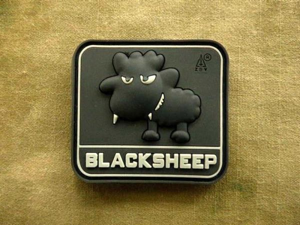 Little BlackSheep Patch