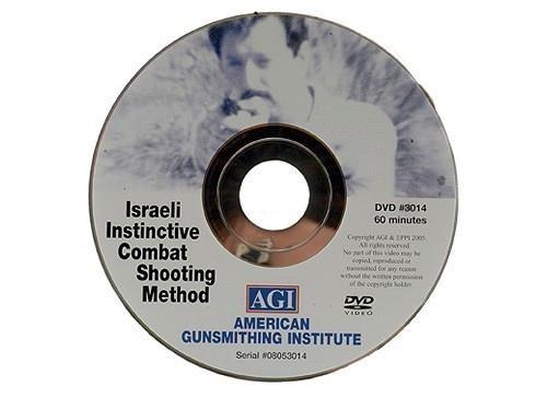 "AGI Video ""Israeli Instinctive Combat Shooting"" DVD"
