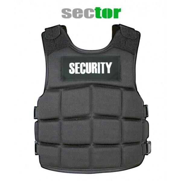 SECTOR Stichhemmende Security Weste IV